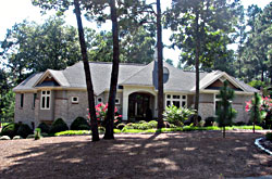 Fellows home in Pinewild Country Club