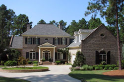 diDonato home in Pinewild Country Club, Pinehurst, NC