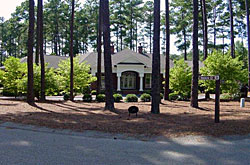 Sawyer home Pinewild, Pinehurst, NC