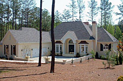 Vernier home in Pinewild, Pinehurst, NC